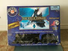 Lionel Polar Express Ready-To-Play Rc Train Set 7-11803 with Santa Bell Euc