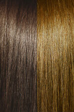 "16"" Seamless Hair Extensions - Yaki Straight - 100% Human Remi Hair Extensions"