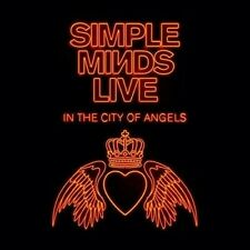 Simple Minds - Live In The City Of Angels [New Vinyl]