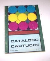 Armi caccia - Catalogo Ravizza Cartucce - 1^ ed. 1967 n° 239