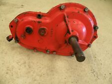 SIMPLICITY MOWER/SNOWBLOWER CAST IRON TRANSMISSION FROM LATE '60s to '70s- USED