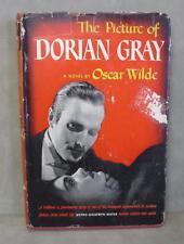 Oscar Wilde Picture Dorian Gray RARE Photoplay Movie tie-in MGM 1945 Book HC/DJ