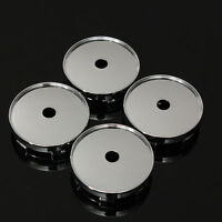 4x UNIVERSAL WHEEL CENTER HUB CAP STICKER 60MM TYRE TRIMS PLASTIC NiceFine CUB