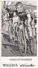 HARM OTTENBROS Wielrennen WILLEM II Gazelle 60s Cyclisme Ciclismo Cycling vélo