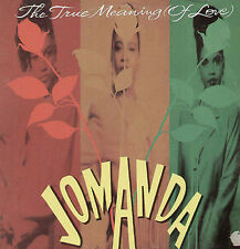 JOMANDA - The True Significado De Love - Grandes Beat