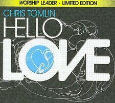 Hello Love [Slipcase] by Chris Tomlin (CD, 2008, 2 Discs, Six Steps Records)
