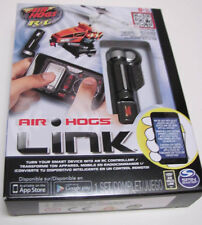 NEW MIB Air Hogs RC Link Ages 8+, Turn your smart device into an RC Controller