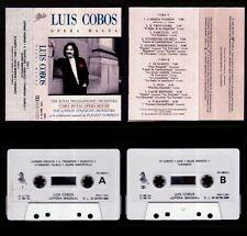 LUIS COBOS - OPERA MAGNA - SPAIN CASSETTE CBS 1989 - Nuevo Precintado / New