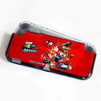 Mario Odyssey Protective Shell Hard Cover Case for Nintendo Switch Lite Console