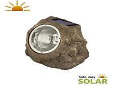Luxform 'Andes' Solar Spot Light 'Rock' Spotlight