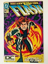 Flash 92 High Grade NM 1st Bart Allen Impulse DC Universe Edition 1994