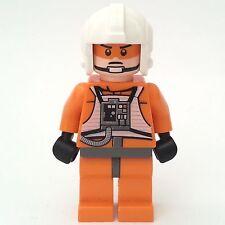 Lego Star wars figura YZEV Senesca sw354 de 7958 piloto