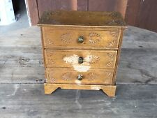 Miniture vintage chest drawers in need of some TLC