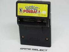 POKéMON PINBALL NINTENDO GAME BOY COLOR GBC e ADVANCE GBA CARTUCCIA ORIGINALE