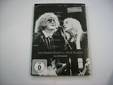 IAN HUNTER FEAT. MICK RONSON - LIVE AT ROCKPALAST - DVD LIKE NEW 2011