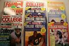 1980s-2000s+THE+SPORTING+NEWS+COLLEGE+FOOTBALL+MAGAZINES-LOT+OF+11