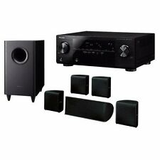 Pioneer HTP-071 5.1 Surround Sound System High Power 5.1 AV Receiver / Speakers