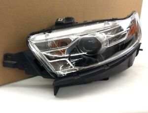 2016-2018 Ford Taurus Driver Side Projector Beam Headlamp Assembly New OEM