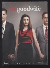 NEUF DVD THE GOOD WIFE INTEGRALE SAISON 2 SERIE TV SOUSBLISTER POLITICOJUDICIAIR