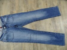 EDC by ESPRIT coole helle 7/8 used look Jeans FIVE Gr. 27/32 TOP HL917