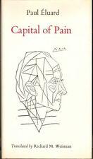 Paul Eluard / Capital of Pain First Edition 1973