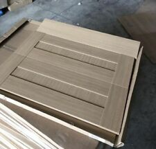 IT KITCHENS OAK STYLE 3 PAN DRAWER FASCIA PACK TO FIT A 800mm BASE Pack T