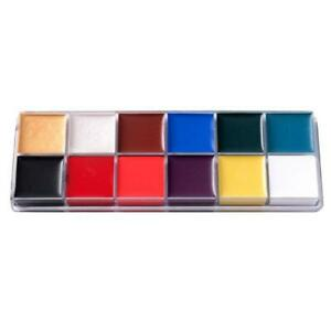 Body Face Painting Cream Oil Color Children Dance Cosplay Makeup Pigment