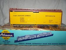 Athearn HO 40' Wood Reefer FGEX(kit)