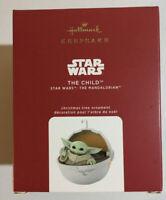 Hallmark 2020 Star Wars: The Mandalorian The Child Keepsake Ornament New