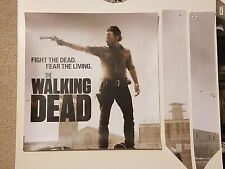 Sony PS4 Pro Console and Controller Skins /Decal-- The Walking Dead TWD (Pro)