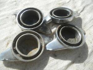 MGA Original chrome Spinners X4 for Restoration