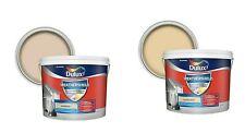 Dulux Weathershield County Cream/ Sandstone  Textured Matt Masonry Paint, 10L