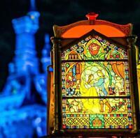 Disneyland Beauty and the Beast Popcorn Bucket From Japan