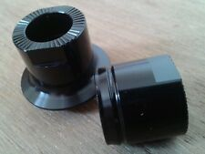 Halo Spin Doctor 6-Drive 12mm Hub Adaptors (REAR) convertors Spacers (NEW) Pair