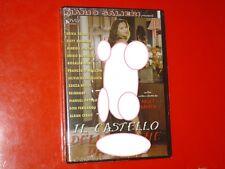 """DVD NEW SEALED ORIG.M.SALIERI""""IL CASTELLO DELLE ANIME DANNATE""""CON ERIKA BELLA-"""