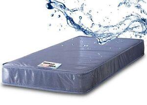 APOLLO BEDS 2'6FT & 3FT SINGLE DUAL SIDED WATERPROOF MATTRESS KIDS ADULTS PVC