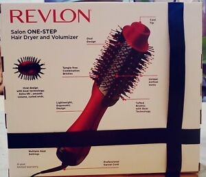 revlon one step hair dryer and volumizer