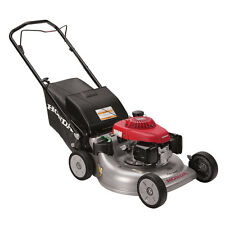 Honda 21'' 3-in-1 Self Push Gas Lawnmower Lawn Mower w/ Twin Blade - HRR216PKA