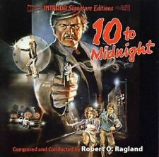 10 to Midnight (Robert O. Ragland) (CD/limited to 1000 copies)