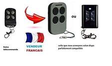 Clone pour télécommande ETDOOR achete chez castorama portail garage