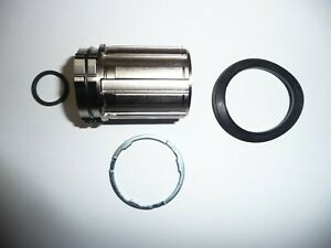 Novatec D462/D162 Shimano 11speed steel 3 pawl freehub suitable for E-MTB.