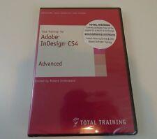 Brand New Total Training for Adobe Photoshop CS4 Essentials DVD