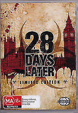 28 DAYS LATER - *AS NEW DVD (REGION 4) 2-DISC LIMITED EDITION (CILLIAN MURPHY)