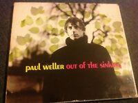 PAUL WELLER - OUT OF THE SINKING 1994 UK 3 TRACK CD SINGLE DIGIPAK GOD CD 121