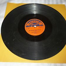 BLUES 78 RPM RECORD - LIGHTNIN' SLIM - EXCELLO 2142