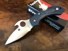 Spyderco Knife Dragonfly 2 VG-10 Blade with Emerson Wave C28PGYW2