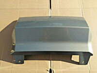 2012-2014 Tahoe Suburban Yukon Trailer Hitch Close Out Panel 20958920 Silver OEM