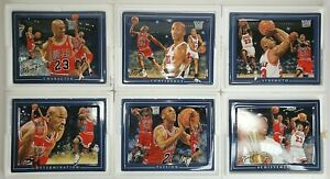 Michael Jordan: DEFINITION OF A CHAMPION Complete 6 Plate Collection  Limited Ed