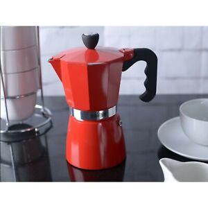 La Kaffeebereiter Herdplatte Top Espresso Kaffeetopf Hersteller 6 Tasse 300ml