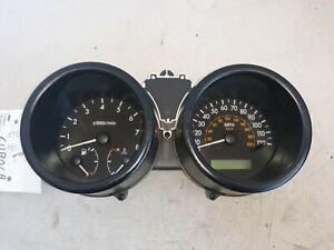 2004 Chevrolet Aveo MT Instrument Speedometer Gauge Cluster 142k